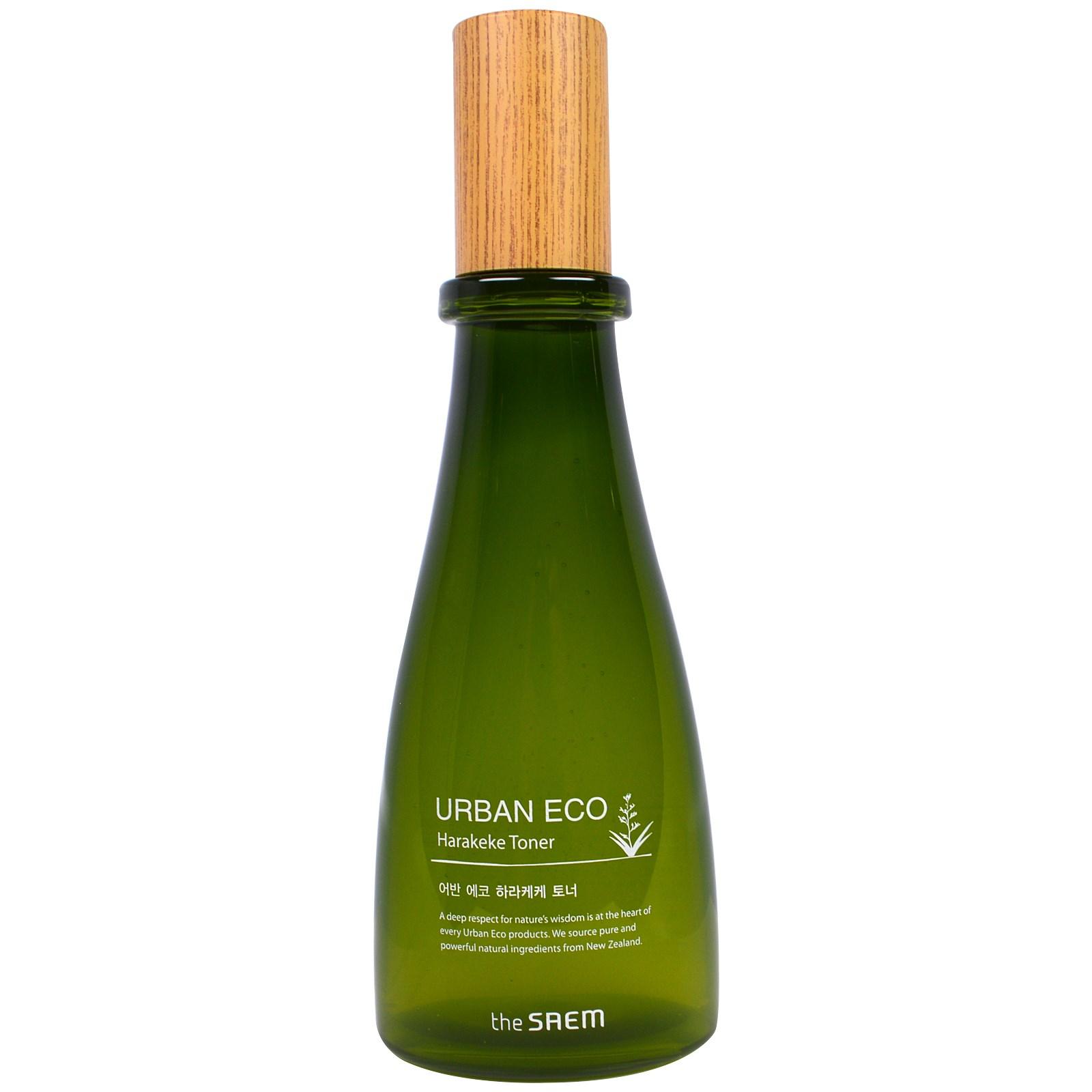 [ THE SAEM ] Urban Eco Harakeke Toner 180ml