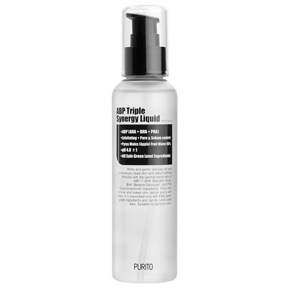 [ PURITO ] ABP Triple Synergy Liquid 160ml