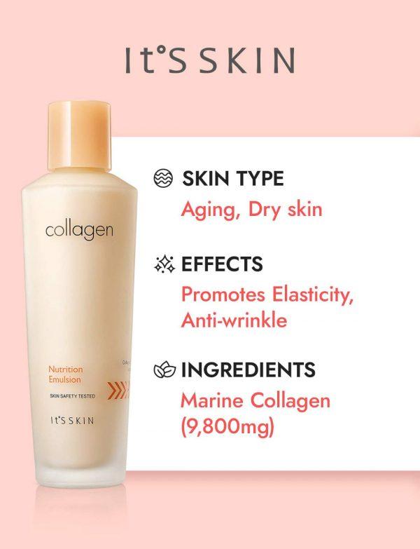 [ IT'S SKIN ] Collagen Nutrition Emülsiyon 150ml