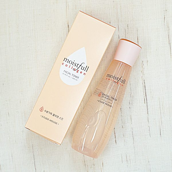 [Etude House] Moistfull Collagen Facial Toner 200ml