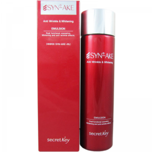 [ SECRET KEY ] Syn Ake Anti-wrinkle & Whitening Emülsiyon 150ml