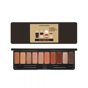 [ ETUDE HOUSE ] Play Color Eyes Caffeine Holic