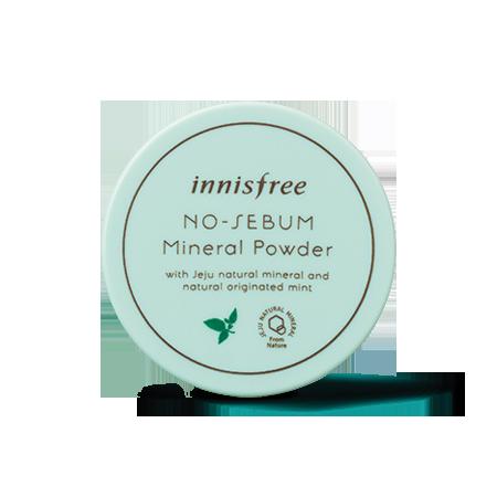 [ INNISFREE ] No Sebum Mineral Powder