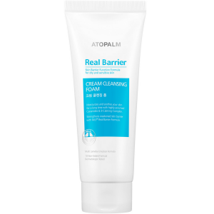 [ REAL BARRIER ] Cream Cleansing Foam - Krem Temizleme Köpüğü