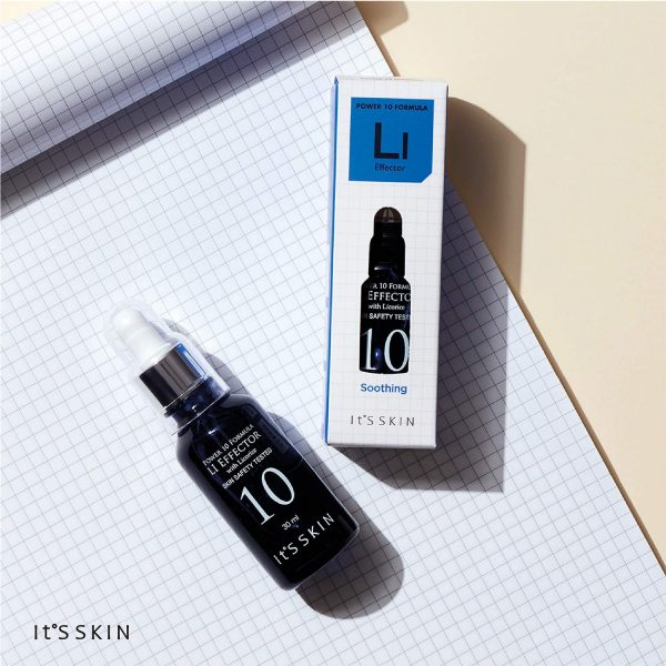 [ IT'S SKIN ] Power 10 Formula LI Effector Serum - Cilt Tonu Düzeltme